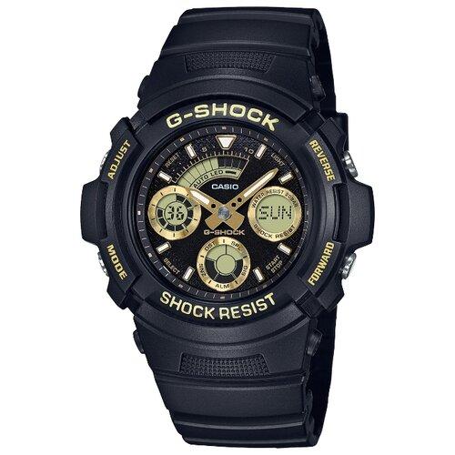 Наручные часы CASIO AW-591GBX-1A9 наручные часы casio aw 81d 7a
