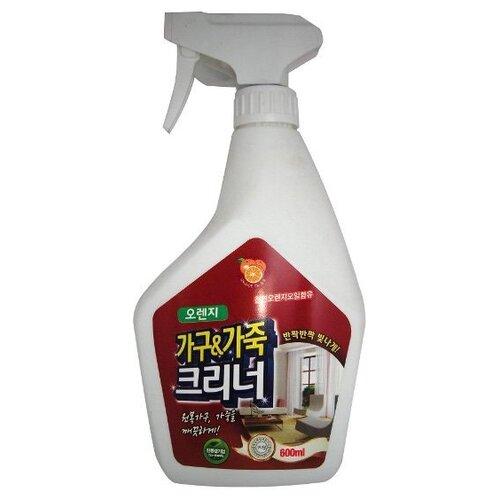 KMPC Средство для чистки мебели с апельсиновым маслом 0.6 л eco mist средство для чистки мебели и уборки в кабинете 0 825 л