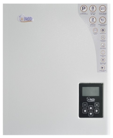 Электрический котел Рэко 12П