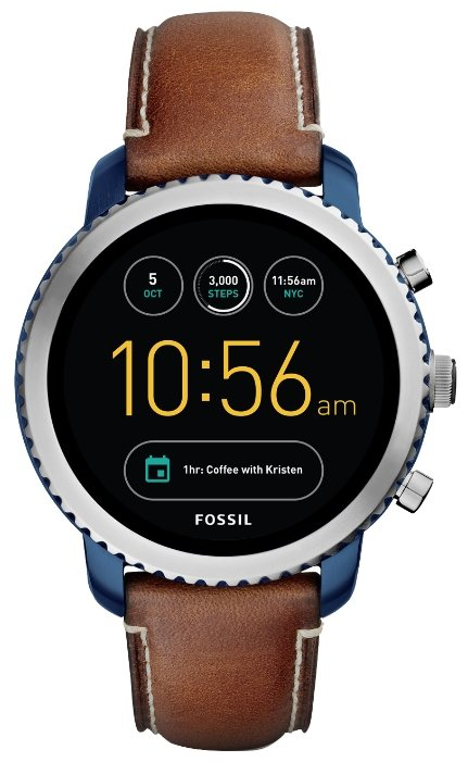 Часы FOSSIL Gen 3 Smartwatch Q Explorist (leather)