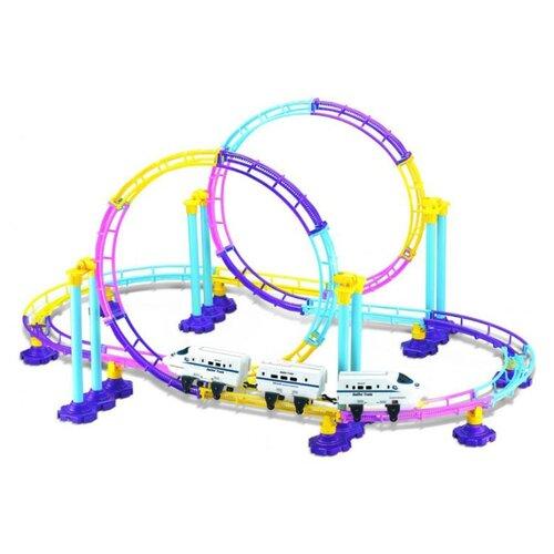 Купить CS Toys Стартовый набор Вихрь , RC661, Наборы, локомотивы, вагоны