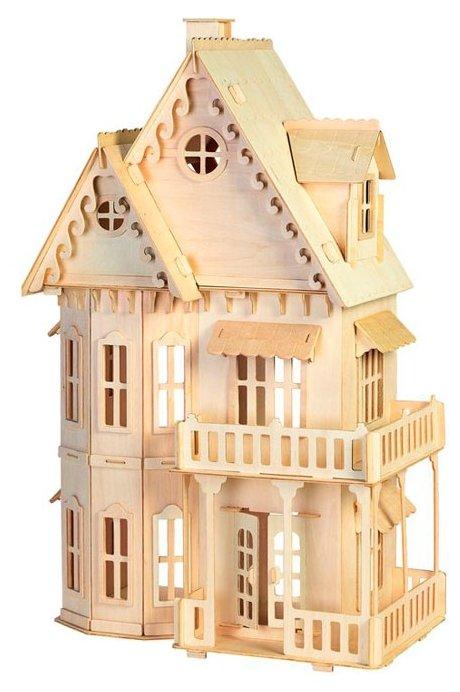 Купить Сборная модель Чудо-Дерево Сказочный дом (DH001) по низкой цене с доставкой из Яндекс.Маркета (бывший Беру)