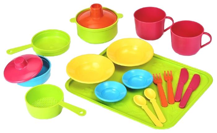 Набор посуды Росигрушка Сели поели Р85365 фото 1