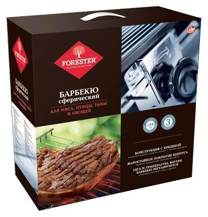 Барбекю форестер 5300-3s тент для барбекю
