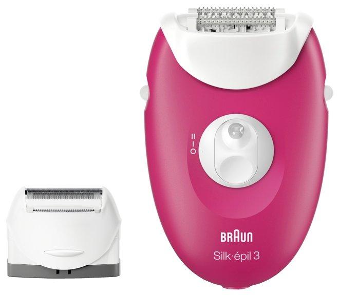 Braun Эпилятор Braun 3-410 Silk-epil 3