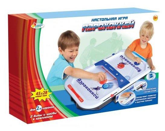 Играем вместе Аэрохоккей (B574438-R)