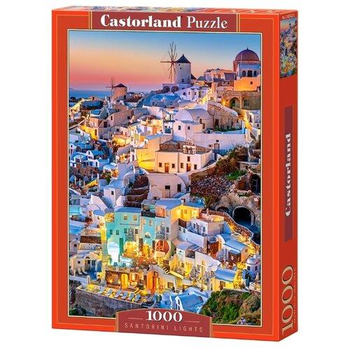 Купить Пазл Castorland Santorini Lights (C-103522), 1000 дет., Пазлы