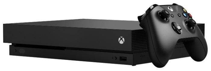 Microsoft Игровая приставка Microsoft Xbox One X