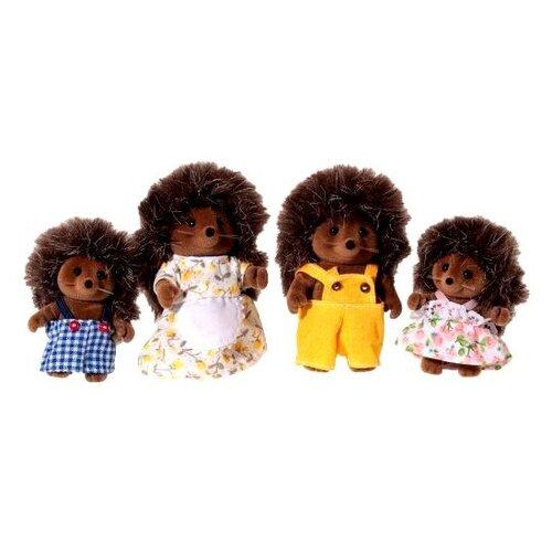 Купить Фигурки Sylvanian Families Семья ёжиков 3122/4018, Игровые наборы и фигурки