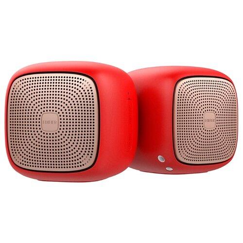 Портативная акустика Edifier MP202 DUO красный