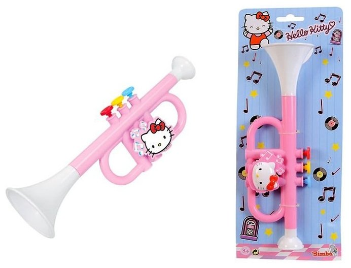 Simba труба Hello Kitty 6835437
