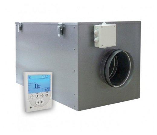 Вентиляционная установка General Climate GLP 200-4.5/380-2 AUTO
