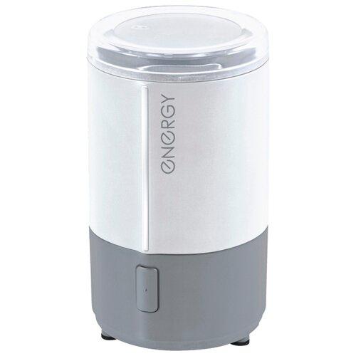 Фото - Кофемолка Energy EN-107, белый/серый кофемолка