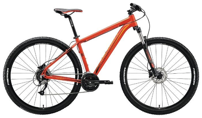 Горный (MTB) велосипед Merida Big.Seven 40-D (2018)