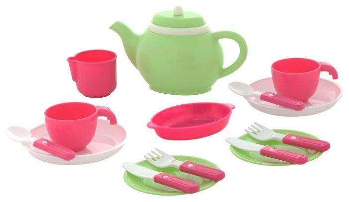 Набор посуды Полесье на 2 персоны 61379