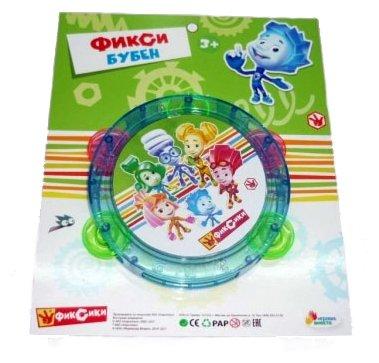 Играем вместе бубен Фиксики B1549719-Rsim