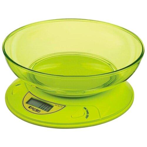 Кухонные весы Eltron EL-9259 зеленыйКухонные весы<br>