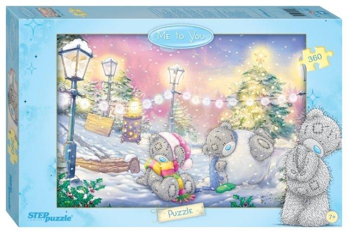 Пазл Step puzzle Cartе Blanche Tatty Teddy (96026), 360 дет.