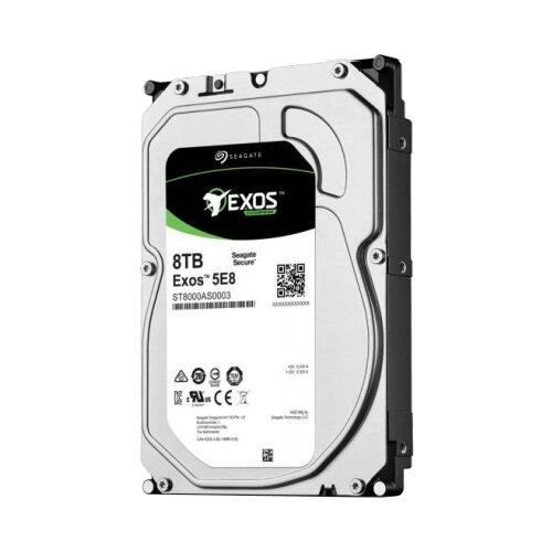 Жесткий диск Seagate 8 TB Exos 5E8 8TB