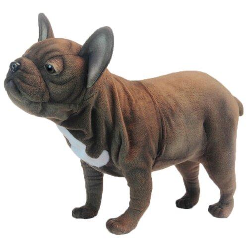 Купить Мягкая игрушка Hansa Французский бульдог 33 см, Мягкие игрушки