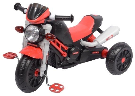 Трехколесный велосипед 1 TOY Т59702 Мотоцикл