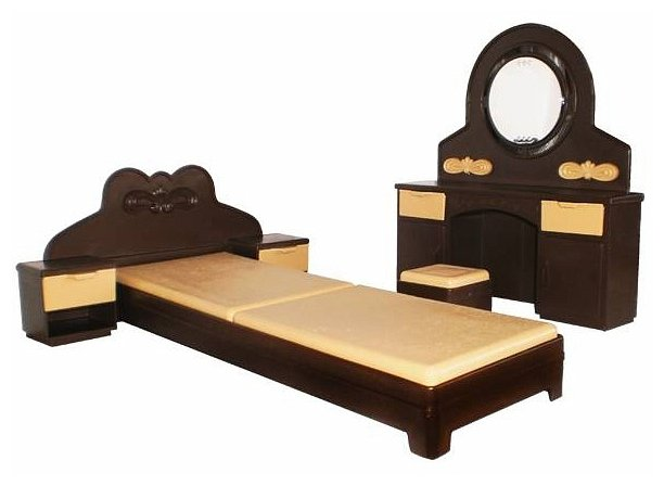 ОГОНЁК Набор мебели для спальни Коллекция (С-1303)