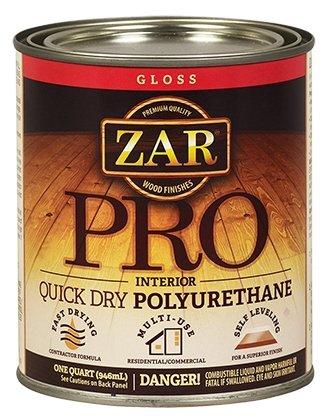 Лак ZAR Pro Interior Quick Dry Polyurethane глянцевый (0.95 л)