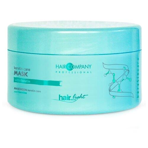 Hair Company HAIRLIGHT KERATIN CARE Маска-уход для волос с кератином, 500 мл недорого