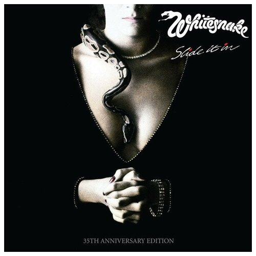 Whitesnake – Slide It In. 35th Anniversary. Limited Edition (2 LP) недорого