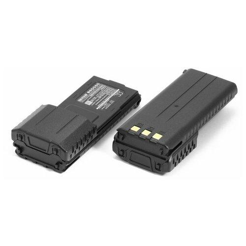 Усиленный акумулятор для рации Baofeng GT-3TP Mark III, UV-5R