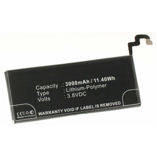 Аккумулятор iBatt iB-U1-M920 3000mAh для Samsung Galaxy Note 5, SM-N920F, SM-N920K, SM-N9200, SM-N920A, SM-N920V, SM-N920P, SM-N920L,
