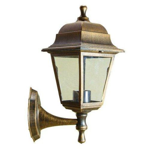 Светильник уличный элект НБУ 04-60-001 У1 Леда (под бронзу прозрачное стекло)