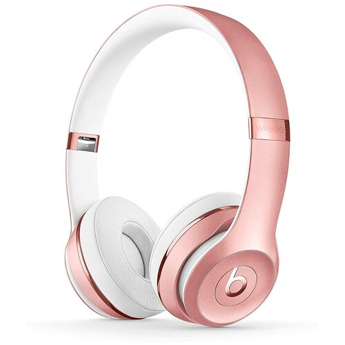 Беспроводные наушники Beats Solo3 Wireless, розовое золото