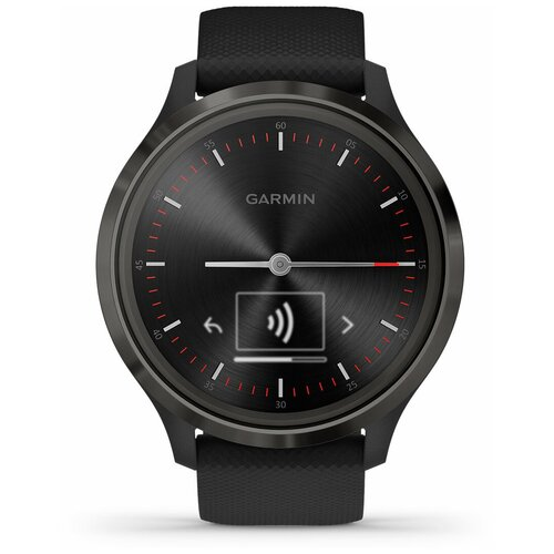 Умные часы Garmin Vivomove 3, черный
