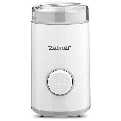 Кофемолка ZELMER ZCG7325 белый