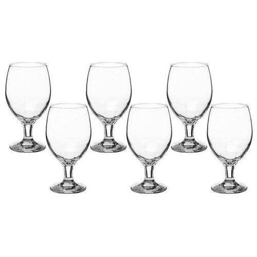 Pasabahce Набор бокалов для пива Bistro 6 шт 400 мл прозрачный