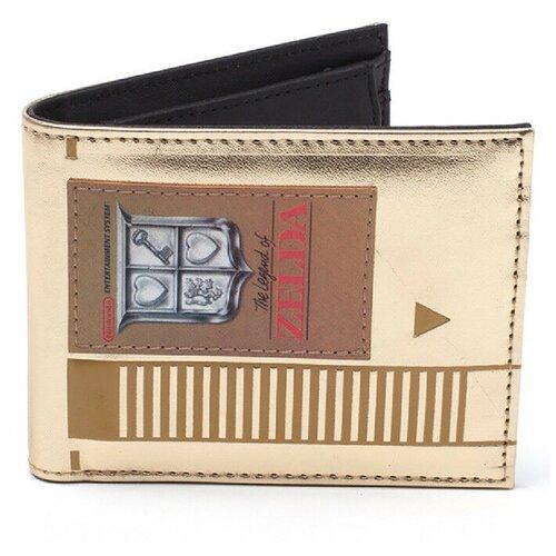 Кошелек Difuzed: Zelda: Cartridge Bifold Wallet MW758758ZEL кошелек obey drexel bifold wallet black