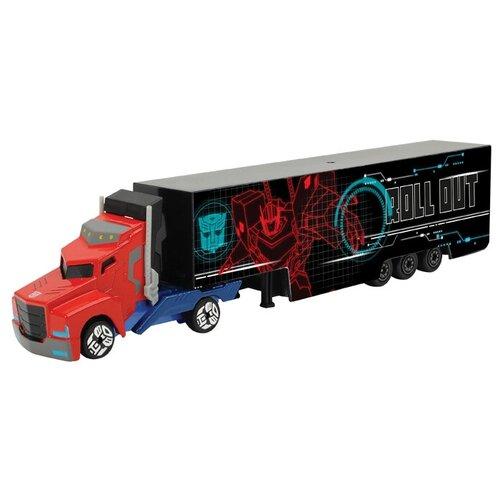 трансформер трейлер dickie optimusprime свет звук Трансформер-Трейлер Dickie OptimusPrime свет, звук