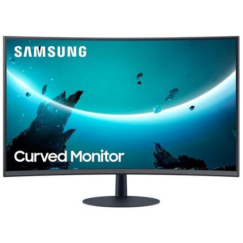 Монитор Samsung C27T550FDI 27