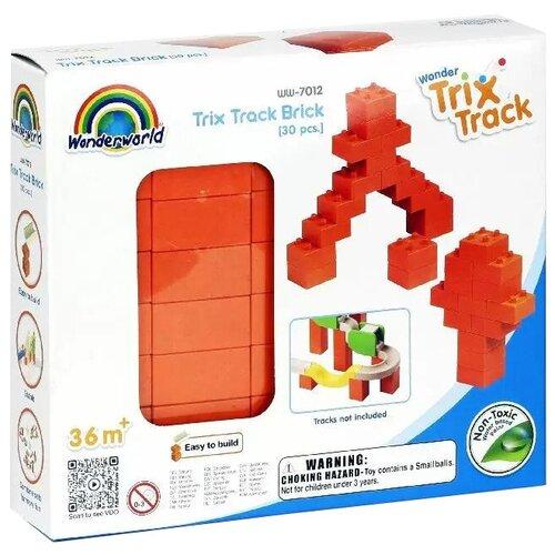 Дополнительные детали Wonderworld Trix-Track WW-7012 Запасной набор блоков