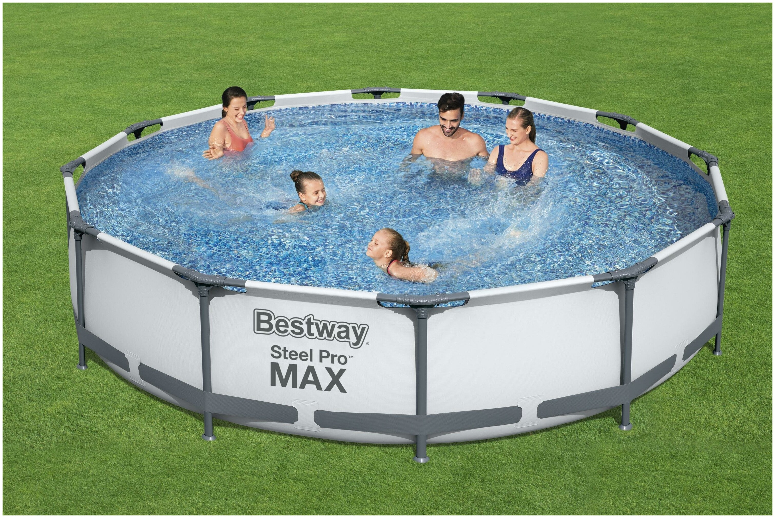 Бассейн Bestway Steel Pro MAX 56416/56062