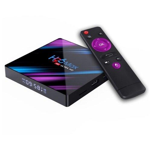 Фото - Смарт ТВ приставка Android TV Box Vontar H96 Max 4/32GB тв приставка лайм tv box z2 plus 4 32 гб