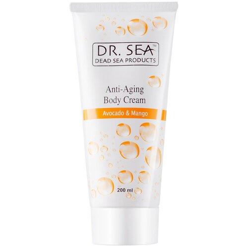 Купить Крем для тела Dr. Sea против старения с маслом авокадо и экстрактом манго, 200 мл