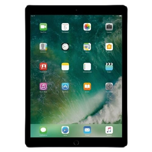 Планшет Apple iPad Pro 12.9 (2017) 512Gb Wi-Fi + Cellular, space grey