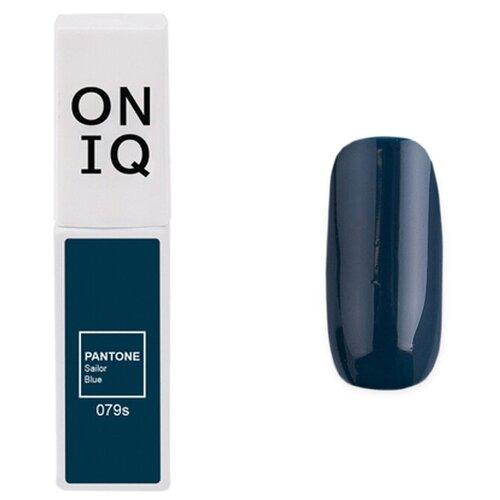 Гель-лак для ногтей ONIQ Pantone, 6 мл, 079S Sailor Blue  - Купить