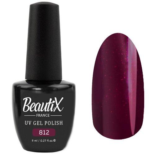Гель-лак для ногтей Beautix UV Gel Polish, 8 мл, 812 гель лак для ногтей beautix uv gel polish 8 мл 615