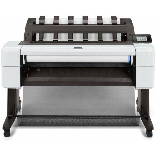 Фото - Принтер HP DesignJet T1600 36-in PostScript (3EK11A), белый принтер hp designjet z6 44 in