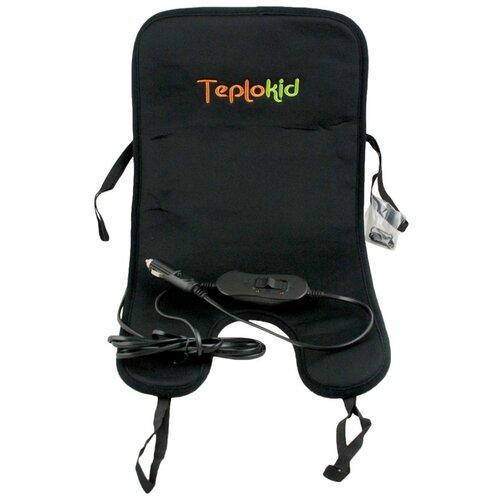 Teplokid накидка на сиденье автокресла с подогревом ТК-002 черный