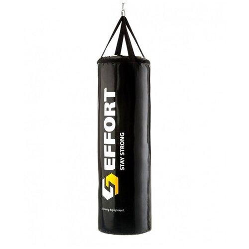 Мешок боксерский Effort E156 черный