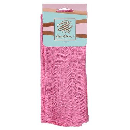 Гетры Grace Dance размер 40, розовый